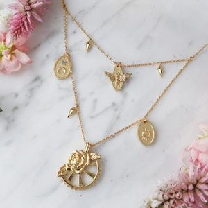 Wanderlust + Co Layered Necklace